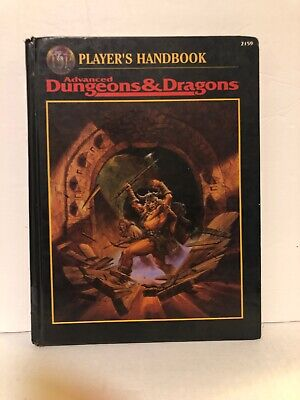 Advanced Dungeons and Dragons: The New Player's Handbook by Zeb Cook 1995