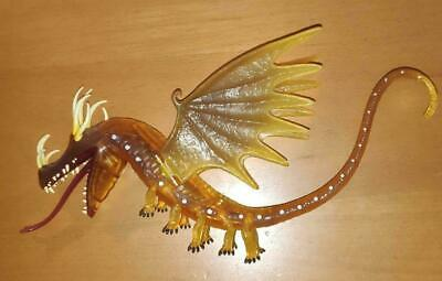 Dreamworks How To Train Your Dragon Spin Master Fireworm Queen - Very Rare!