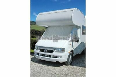 Motorhome thermal blind (EXTERIOR) Tailored fit for Fiat Ducato 06 onwards.