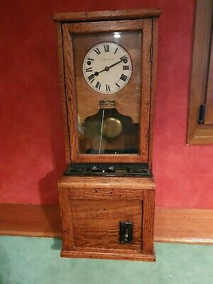 Time Recorder Clock