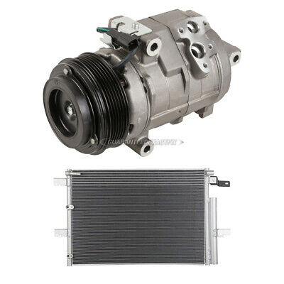 7T4Z19703A New A//C Compressor CO 9775C Edge MKX