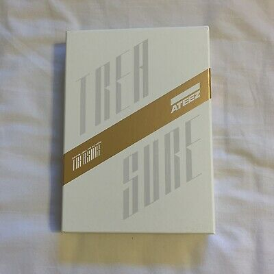 ATEEZ Treasure EP.Fin: All to Action Album (Z Version) w/ Group Photocard