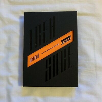 ATEEZ Treasure EP.Fin: All to Action Album (1st Anniversary Edition) - No PCs