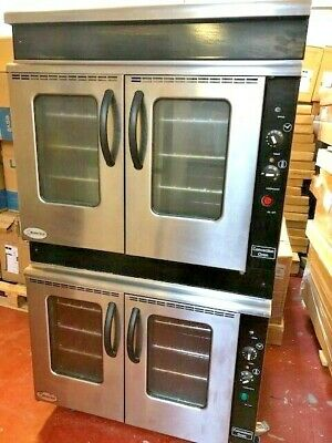 Moorwood Vulcan 900mm 2 tier Convection Oven Used
