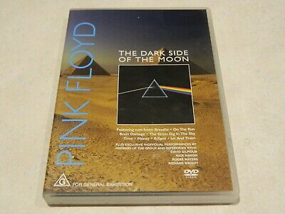 Classic Albums: Pink Floyd The Dark Side Of The Moon DVD
