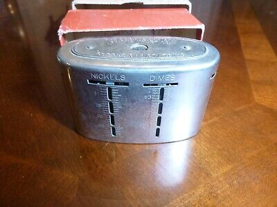 Corpus Christi, Texas Bank and Trust Co. Traveling Teller coin bank