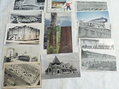 Lot of 50 + Travel Postcard Vintage Landscape Photo Picture Poster Post Cards