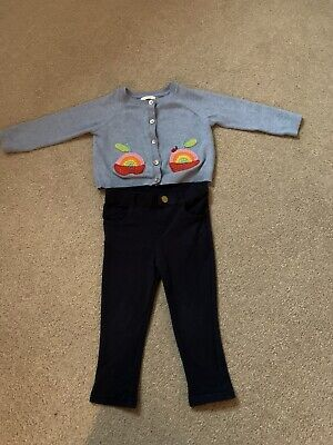 Gorgeous Baby Girls Outfit From next & Beneton