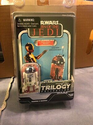Star Wars Return of the Jedi R2-D2 Trilogy Collection New Sealed