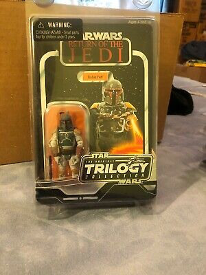Hasbro 85271 Star Wars The Original Trilogy Collection Return of the Jedi Boba F