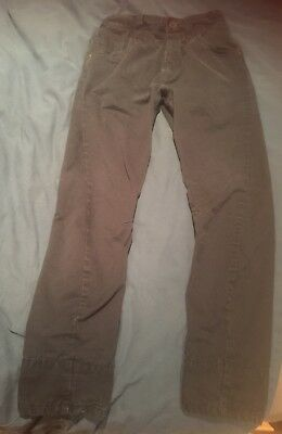 Boys Next Navy Blue Trousers 10 Years Excellent Condition
