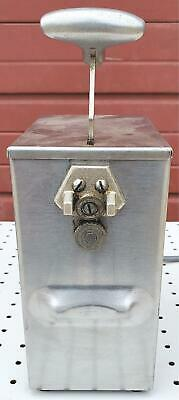 EDLUNG MODEL 266 ELECTRIC 120 Volt COMMERCIAL CAN OPENER FREE SHIP WATCH VIDEO