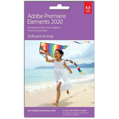 Adobe - Premiere Elements 2020 - Windows - Digital Delivery