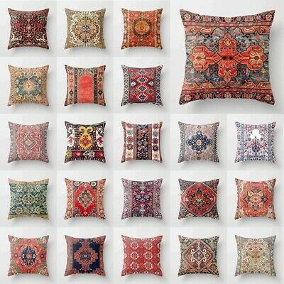 Indian Bohemian mandala throw pillows case sofa cojines cushion cover Home Decor