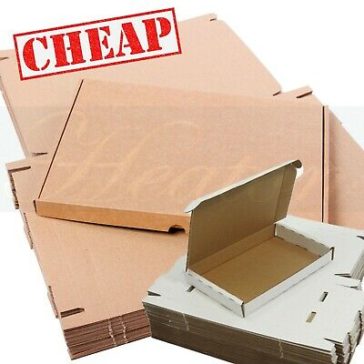 Royal Mail PIP Large Letter Eco Friendly Cardboard Postal Mailing Box C4 C5 C6