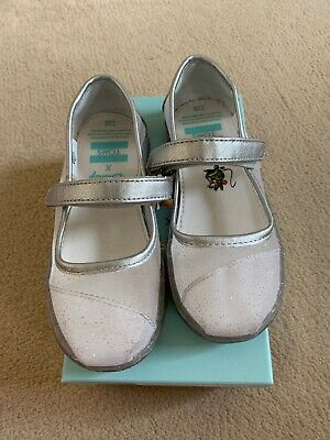 Toms Limited Edition Cinderella Glitter Mesh Disney Shoes For Girls Size Uk 9