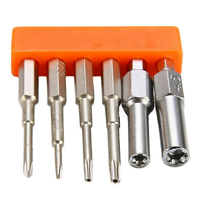 Screwdriver Kit,Practical Alloy Console Repair Tools for Nintendo Switch New Hot