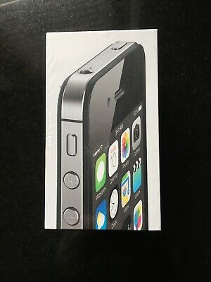 NEW STILL SEALED......  Apple iPhone 4s - 8GB - Black A1387 (CDMA + GSM)