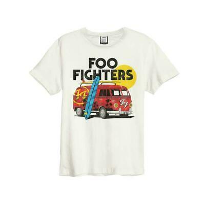 Amplified Foo Fighters Camper Van Camiseta hombre