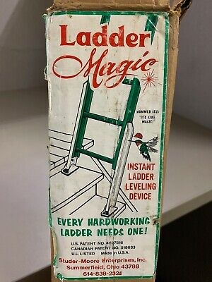 Studer Moore Ladder Magic