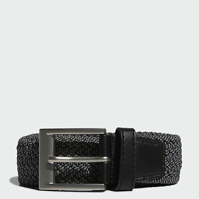 adidas Braided Stretch Belt Men's