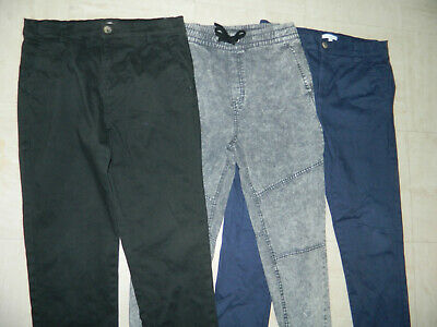 Boy's H&M Jeans Trousers Bundle age 12/13 years Slim Fit