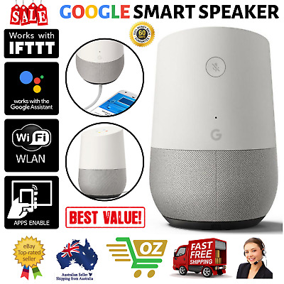 Minimalist Google Home Smart High Excursion Speaker