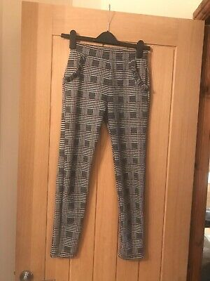 River Island Girls Trousers Pants Age 11/12 Vgc