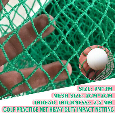 UK 3M Golf Net Practice Chipping Putting Training Tools Target Outdoor