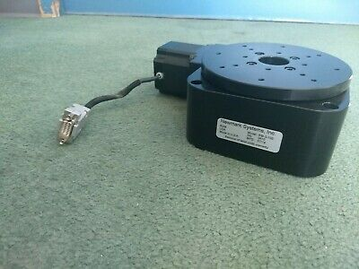 Newmark Systems RM-5-100 Motoroized Rotary Stage