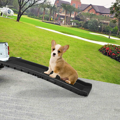 Folding Pet Dog Ramp Car Ladder Stairs For Puppy Old Dogs Arthritis Joint Pain