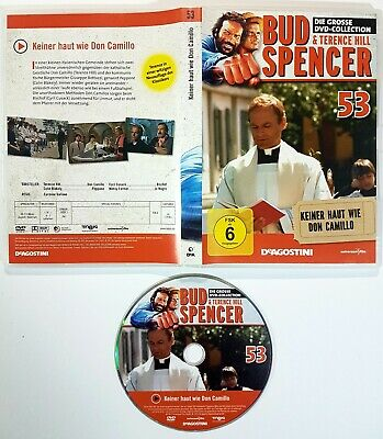 DVD Bud Spencer / Collina Terence Nessuno Haut come Don Camillo Dt Originale