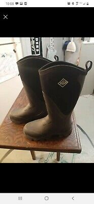 The Original Muck Boot Company Arctic Ice Boots - Men's Size 8- Black