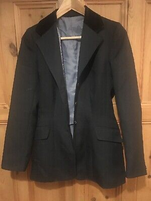 Caldene Horse Pony Riding Equestrian show Jumping jacket Size 34 Stable Yard