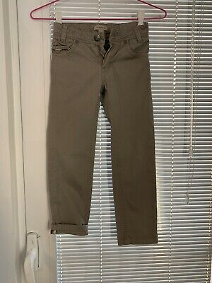 Designer Burberry Boys Trousers Pants Age 8