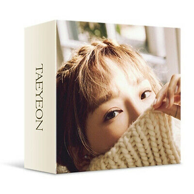 TAEYEON [PURPOSE] 2nd Repackage Kit Album Air Kit+POSTER+Photo Book+Card+GIFT