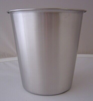 Champagne Ice Bucket Brushed Stainless Steel (Box of 6)