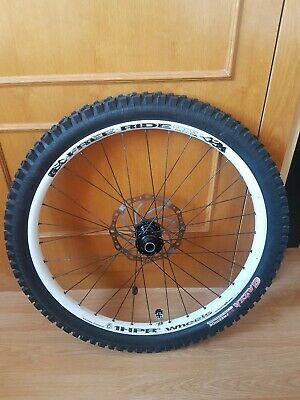 Rueda Delantera 1hpr Wheels Free Ride Comp  racing components eje 110x20 ( mavic