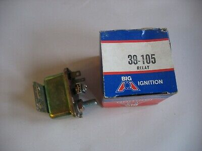 New Big Ignition Plymouth Starter Relay 1974 39-105