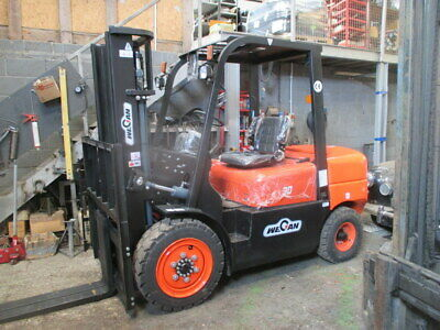 FORKLIFT 3000kg NEW . WE-CAN DIESEL CE CERTIFIED