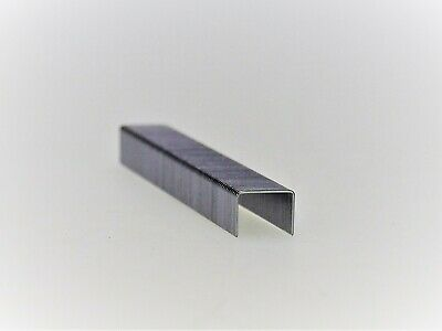 "20GA Staples 1/2"" Crown x 3/8"" Length Duo-Fast 50 Style Galv. 5,000 ct. PREBENA"