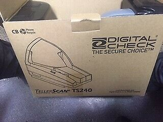 Digital Check Tellerscan Ts240