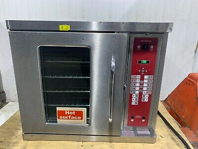Blodgett Iq2 Vision Convection Oven 3 Phase Power No Stand Fully Working
