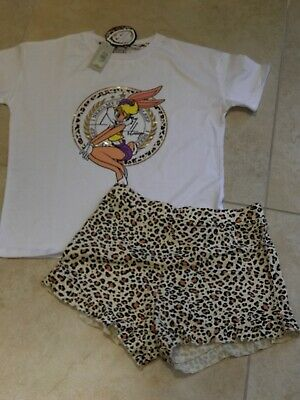 Bnwt River Island Girls Pyjamas Age 11/12 Cost £18