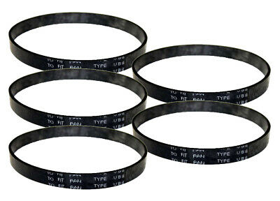 Panasonic 5 Pack Of Genuine OEM Replacement Belts # PR-1010-5PK