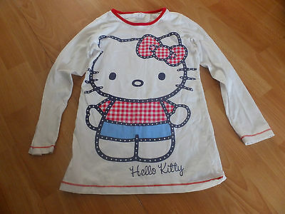 Girls Hello Kitty Long Sleeve Top From Next Age 11 Years