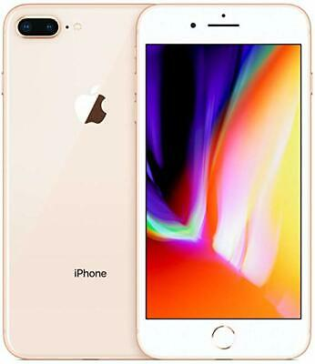 Apple iPhone 8 Plus - 64GB - Space Gray/Silver/Gold (AT&T) A1897 (GSM)
