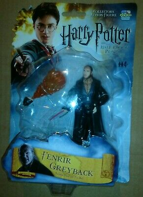 Harry Potter and the Half Blood Prince action figure of Fenrir Greyback