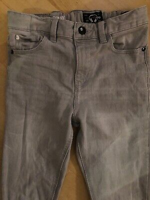 Boys Next Grey Super Skinny Jeans Age 12 Yrs