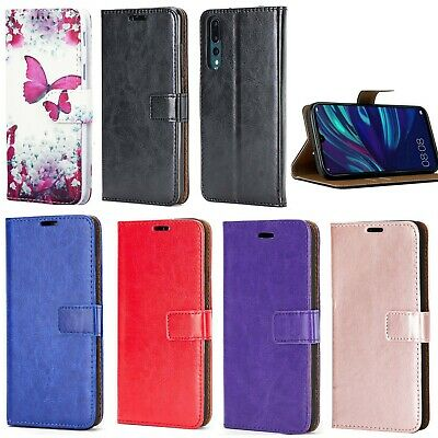 For Huawei P30 Pro P30 Lite Phone Case Leather Flip Shockproof Wallet Book Cover